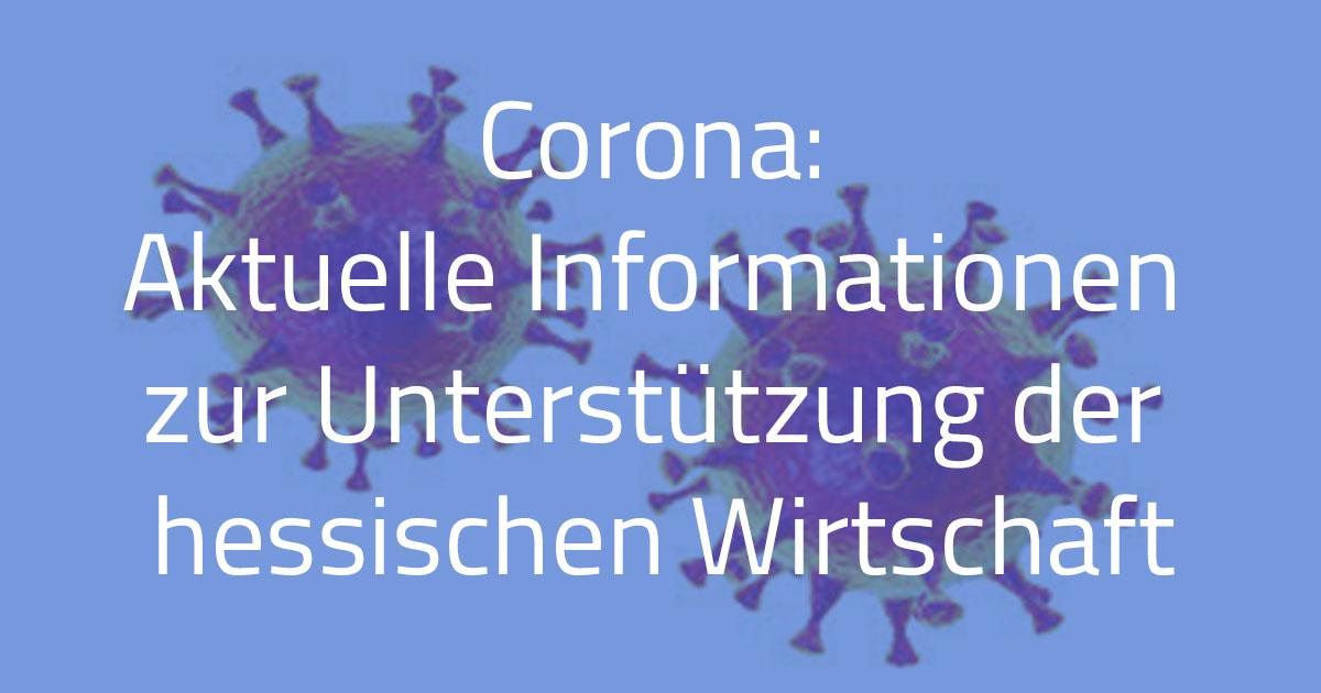 Hessen Corona Aktuell